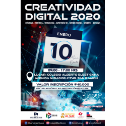 Creatividad digital 2020